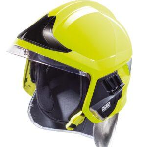 MSA Gallet F1 XF Helmet, Yellow