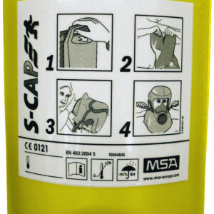 MSA S-Cap Wall Box Cover Pack of 3