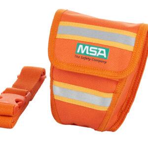 MSA Mini Scape Carry Pouch, Orange